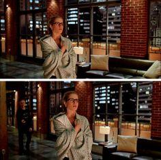 Arrow - Felicity #4.22 #Season4