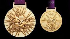 London 2012 medals - London 2012 Olympics