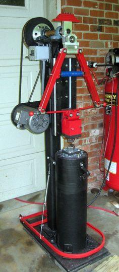 Power Hamer Small Photo Of Power Hammer Blacksmith Pinterest