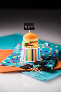 Hamburger - Cupcakes f4.0 - 105mm - 1/6sec