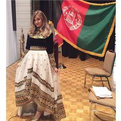 "Zarinas.com (@zarinas_dot_com) on Instagram: ""Afghan Clothing & Jewelry http://www.zarinas.com Photo credits: @gulrangl"