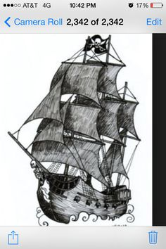 ship tatto