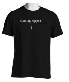 Cardiac Strong Sport Style Short Sleeve T-Shirt