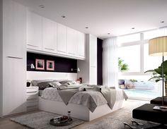 Dormitorio Puente Nido Matrimonial