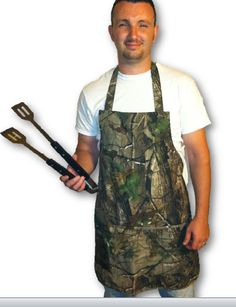 Blank Realtree Camo Apron  Unisex Licensed by CamoChiqueBoutique, $12.99 @TRicakester