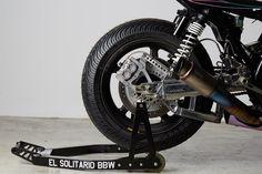 Big Bad Wolf: El Solitario's Yard Built XJR1300   Bike EXIF