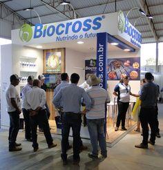Agro Brasília, stand Biocross projeto e montagem #pv16arquitetura&promoções