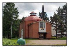 Kajaanin ortodoksinen kirkko - Orthodoxe Kirche