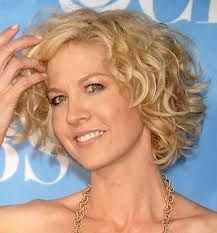 short curly haircuts for women - Google Search