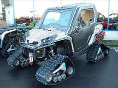 I want this ATV