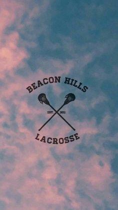 Beacon Hills Lacrosse/ Teen Wolf