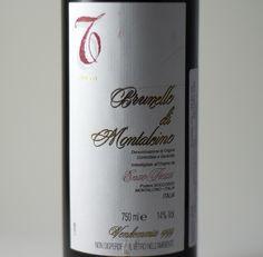 SOMMPICKS -1999 Tiezzi Brunello di Montalcino (Italy - Tuscany) $79