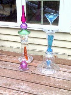 Glass sculptures :)