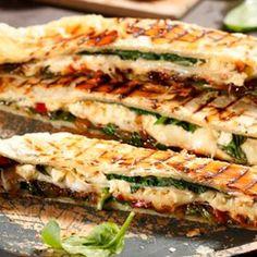 Spinach & Cheese Braai Pie