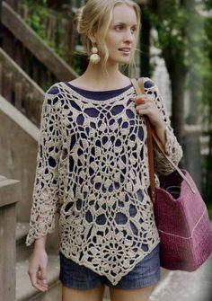 Convertible Crochet http://www.maggiescrochet.com/convertible-crochet-p-2763.html #crochet #fashion #book #convertible