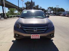 2013 Honda CR-V EX-L EX-L 4dr SUV SUV 4 Doors Brown for sale in San antonio, TX Source: http://www.usedcarsgroup.com/used-honda-for-sale-in-san_antonio-tx