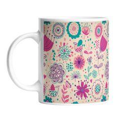 Kubek ceramiczny Lovely Spring, 330 ml