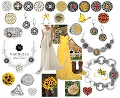 Want something unique for your bridesmaids? Look no further than Magnolia & Vine - contact me for details Sonya Cubberley www.mymagnoliaandvine.com/Sonya  #yellow #sunflower
