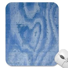 Make your desk your unique space with a new Template mouse pad from Zazzle! Blue Hearts, Mousepad, Phone Cases, Templates, Make It Yourself, Design, Stencils, Vorlage