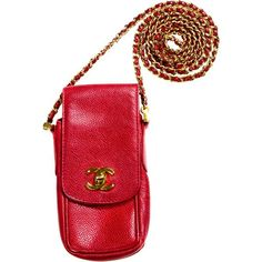 afc214c29fe6 View this item and discover similar crossbody bags and messenger bags for  sale at - Chanel - Vintage Mini Crossbody Shoulder Bag Color: Red Material:  Caviar ...
