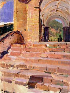 San Vicente cape - Joaquín Sorolla - WikiArt.org