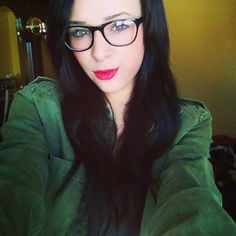 Love the lipstick color