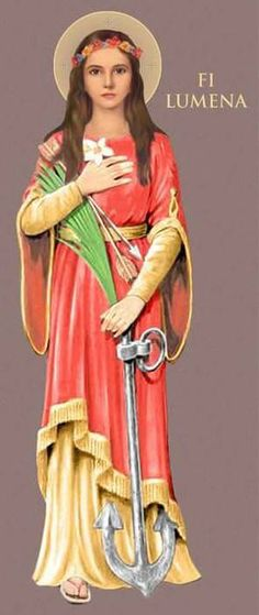 Philomena The Wonder Worker Catholic Priest, Catholic Saints, Roman Catholic, Catholic Wallpaper, Maria Goretti, Bible Timeline, Holy Mary, Pray For Us, Religion