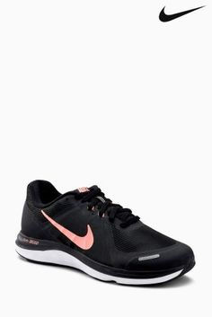 Nike Black/Pink Dual Fusion
