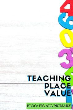 Are you new to teaching place value and regrouping in the younger grades? This blog post is the first in a two-part series on teaching place value, the value of counting collections and helping students grasp the concept of tens and ones.  #place value #primarymath