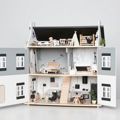case bambole moderne