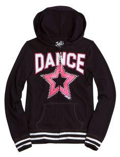 310e3fdcd02d1e Sports Fleece Sweatshirt. Cute Girl OutfitsClub OutfitsDance OutfitsJustice  ...