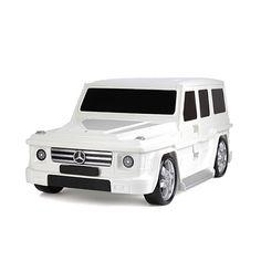 Hong Kang Mercedes-Benz multi-functional fashion durable children's trolley case