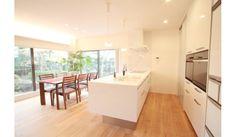 キッチン | 和の趣きを活かした おもてなし邸宅 | リフォーム事例1000! | Panasonic