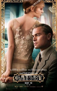 The Great Gatsby Movie... incredibly accurate, brilliantly performed
