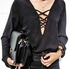 Little Black Bag #F21xMe @c.phraph (shop link in bio)