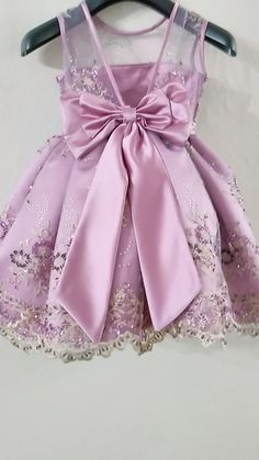 Little baby girl Cute Girl Dresses, Little Girl Dresses, Flower Girl Dresses, Kids Party Wear, Girls Party, Toddler Dress, Baby Dress, Dress Anak, Baby Girl Dress Patterns