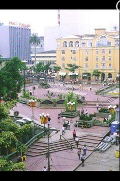 Plaza de la Cultura, San Jose, CRC i've spent a lot of time in that little plaza, a lot of memories...
