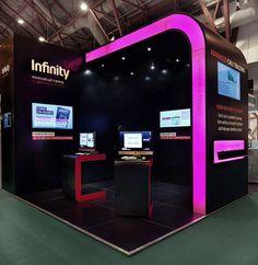 Aris Exhibition Stand Design