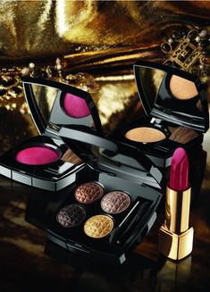 Chanel- Byzance make-up