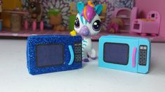 DIY Doll Microwave for LPS and MLP