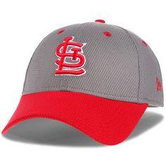 c2c13b60d75 St. Louis Cardinals Team Addict Diamond Era 39THIRTY Stretch Fit Cap by New  Era -