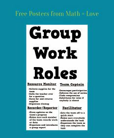 Group work norms. Cited one of my favorite professors from grad school.