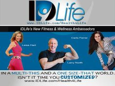 One Size Does Not Fit All! Get your very customized targeted to just you.
