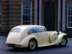 1935 Jaguar SS Airline Sedan #DO YOU LIKE VINTAGE?