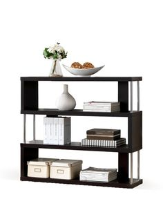 Javier Modern Zig Zag Display Shelving (Low) by Design Studios at Gilt