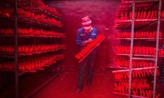 """The Guardian: """"Santa's real workshop: the town in China that makes the world's Christmas decorations Inside the 'Christmas village' of Yiwu, there's no snow and no elves, just 600 factories that produce 60% of all the decorations in the world"""""""
