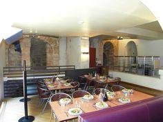 Promo diner à 3 euros dans le restaurant des auberges de jeunesse MIJE