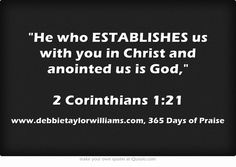 LORD GOD, I praise You, who ESTABLISHES mountains, kings, and me in Christ! #365DaysofPraise