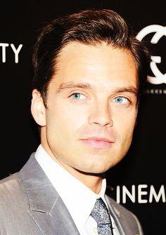 Sebastian Stan.....ooohhhh man is he pretty!!!