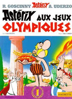 Astérix Tome 12 Astérix aux Jeux Olympiques - René Goscinny,Albert Uderzo